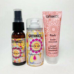 AMIKA TRIO Perk Up Dry Shampoo Instant Shine Mask